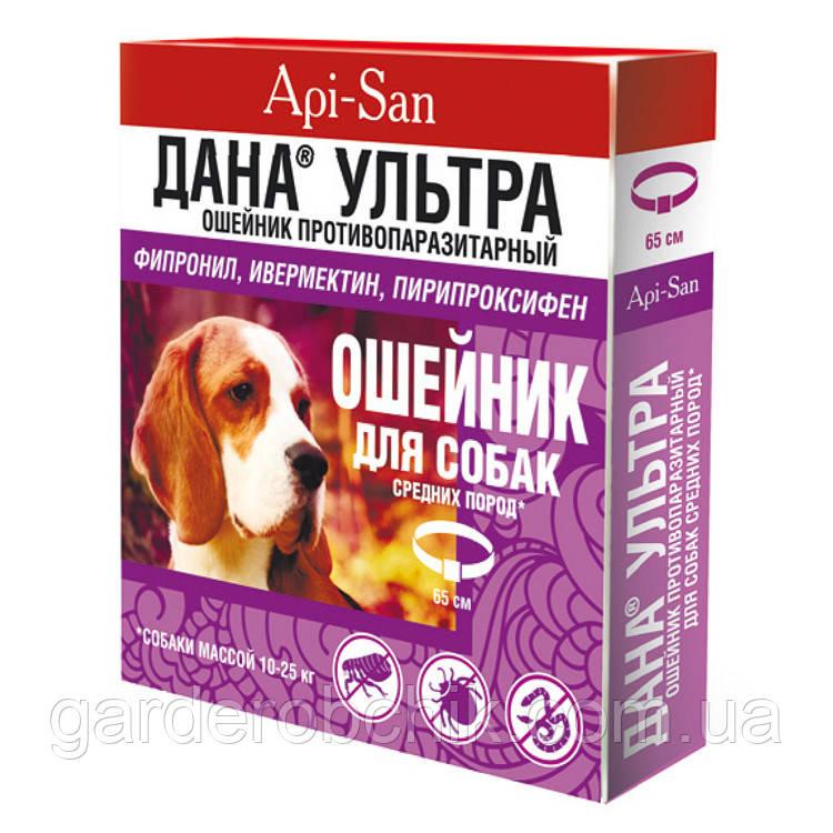 DANA ULTRA ДАНА УЛЬТРА ошейник для собак средних пород