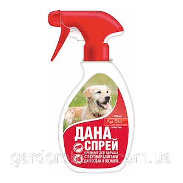 Dana-spray ДАНА спрей для собак 250 мл