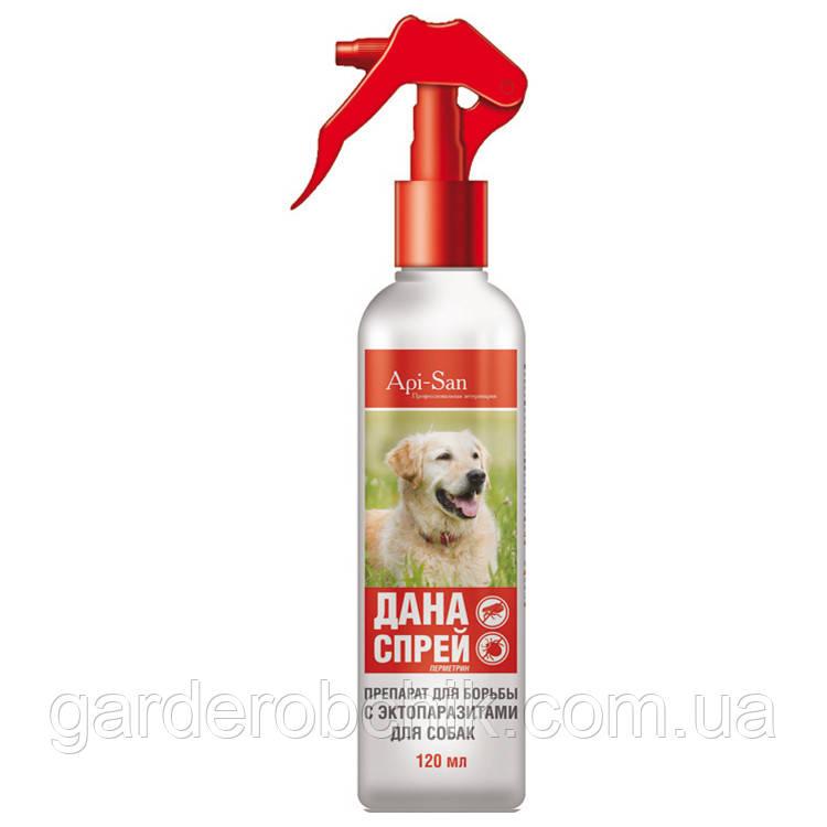 Dana-spray ДАНА спрей для собак 120 мл