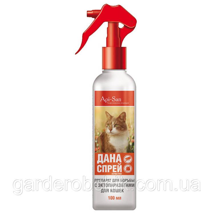 Dana-spray ДАНА спрей для кошек 100 мл