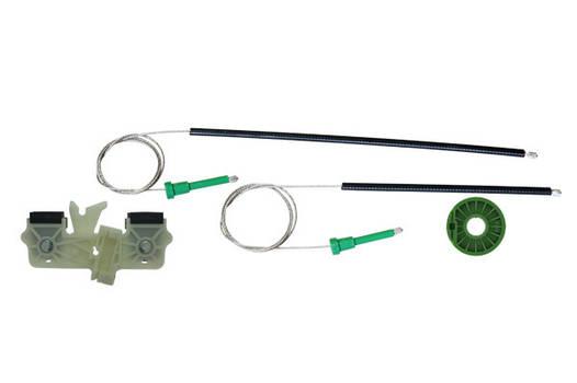 Ремкомплект механизма стеклоподъемника передней левой двери Ford Fiesta 2001-2009