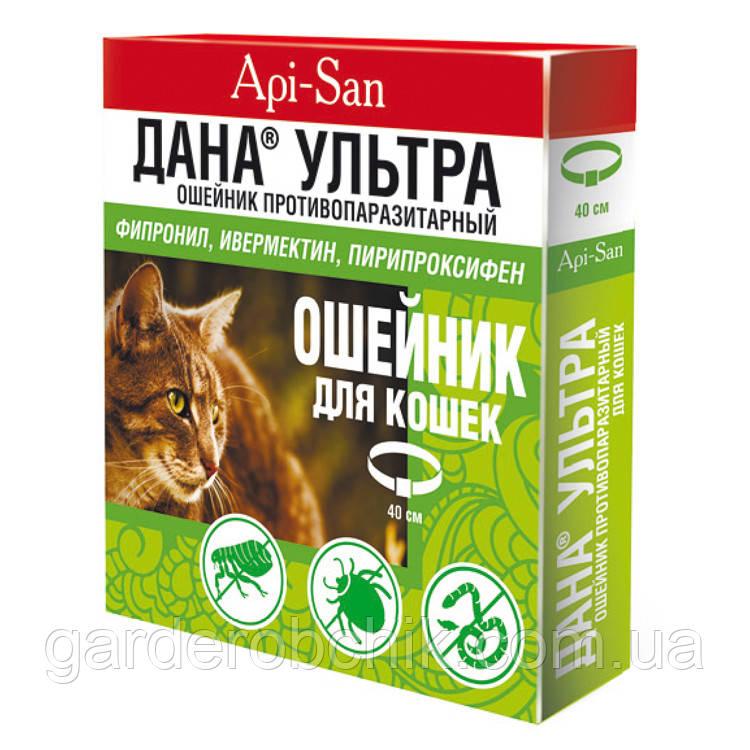 DANA ULTRA ДАНА УЛЬТРА ошейник  для кошек