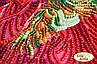 Набор для вышивки бисером Огненный мак, фото 2