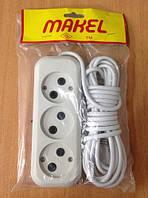 Удлинитель электрический Makel 5м