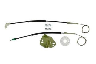 Ремкомплект механизма стеклоподъемника передней левой двери Ford Escort 1990-2000