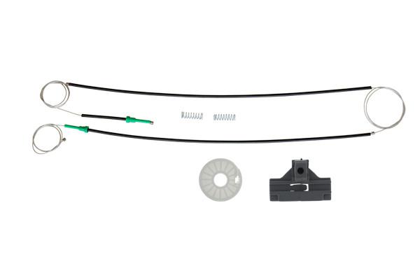 Ремкомплект механизма стеклоподъемника передней левой двери Ford Mondeo 3 2000-2008