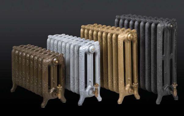 Чугунные радиатор Ottoman