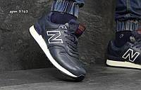 Зимние кроссовки New Balance  670, синие