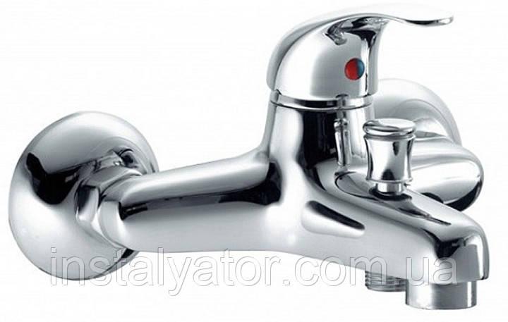 Смеситель для ванны без душевого комплекта Armatura Baryt 554-010-00