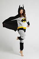 Пижама кигуруми Бэтмен