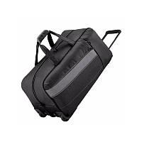KITE/Black  Дорожная сумка на 2 колесах (68л,1,7кг) (64x33x32см)