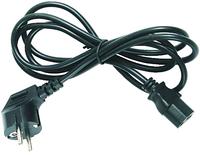 Шнур питания 220V с евровилкой и коннектором C19 16A для блока питания
