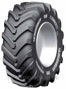 Шина 340/80 R18 (12.5 R18) 143A8/143B IND XMCL TL (Michelin)