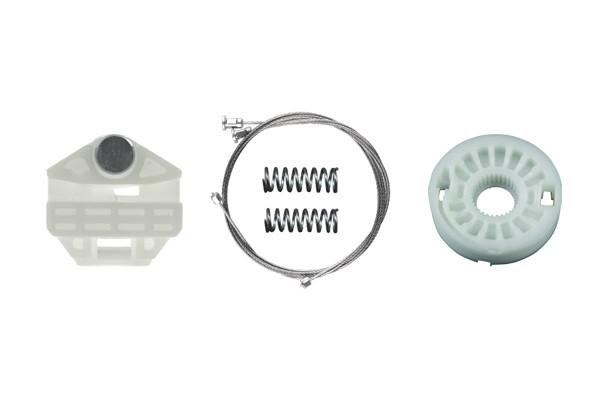 Ремкомплект механизма стеклоподъемника задней правой двери Opel Astra H 2004-2011