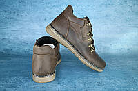 Мужские зимние ботинки Yuves Коричневые