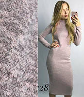 "Платье-гольф из ангоры ""Crystall"": норма, фото 1"