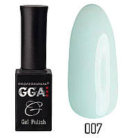 Гель-лак GGA Professional №7 Slate Blue 10 мл.