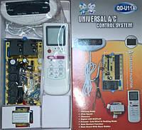 Плата управления QD-U 11 А универсальная с пультом для кондиционеров
