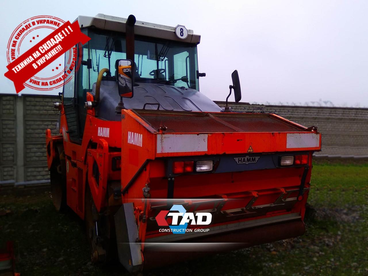 Каток дорожній HAMM DV 90 VV (2005)