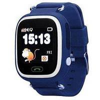 Детские умные часы Owly Smart Baby Watch Q90 dark blue