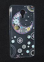 Чехол силиконовый Meizu M3 Note, Diamond