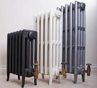 Чугунные дизайн радиаторы