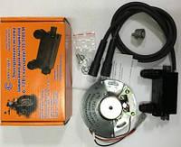 """МСЗ Микропроцессорная система зажигания K-750 с катушкой , силиконовыми бронепроводами и надсвечникоми """"СОВЕК"""", фото 1"""