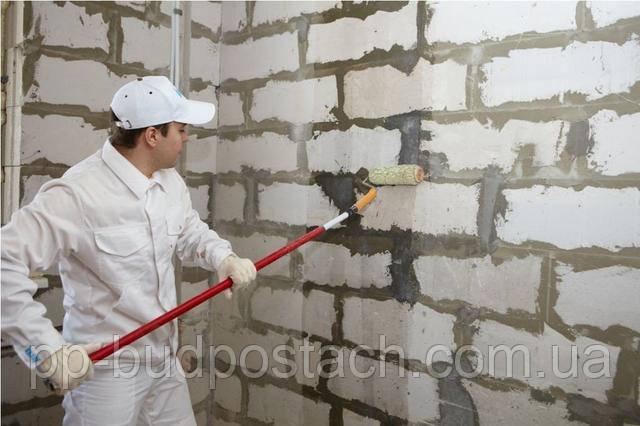 Конечная отделка стен, штукатурка, грунтовка шпаклёвка