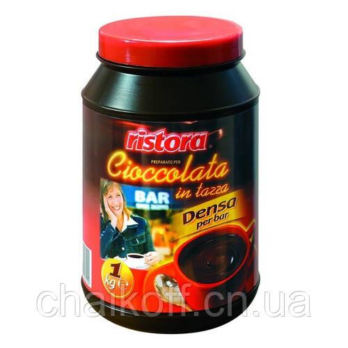Горячий шоколад Ristora в банке 1000 г (Италия)