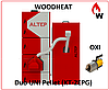 Пелетный  котел ALTEP DUO UNI PELLET 21 кВт (KT-2EPG) + Oxi Ceramik