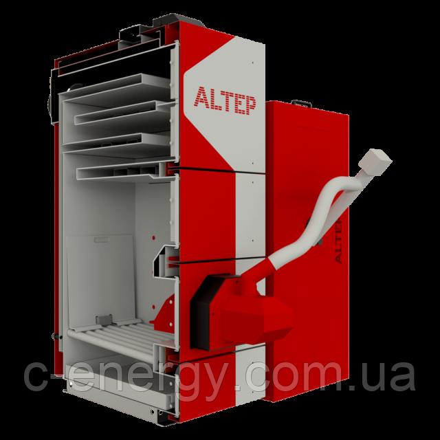Пелетный котел ALTEP DUO UNI PELLET 120 кВт (KT-2EPG) + Горелка ALTEP