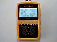 Аккумуляторный тестер / Тестер АКБ / Акумуляторний тестер / Тестер батарей 30-220 Ач