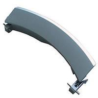 Ручка люка для стиральной машины Bosch Logixx 8 (серебро) 648581