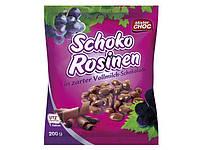Изюм в молочном шоколаде Mister Choc Schoko Rosinen