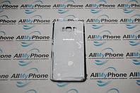 Задняя панель корпуса Samsung Galaxy S8 G950  Серебристая