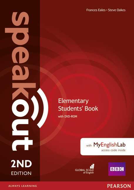 Speakout 2nd Elementary SB+DVD My English Lab