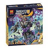 Конструктор Bela 10705 Нексо Найтс Каменный великан-разрушитель (аналог Lego Nexo Knights 70356)