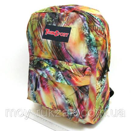 """Молодежный рюкзак с карманом Josef Otten """"Перышко"""" , фото 2"""