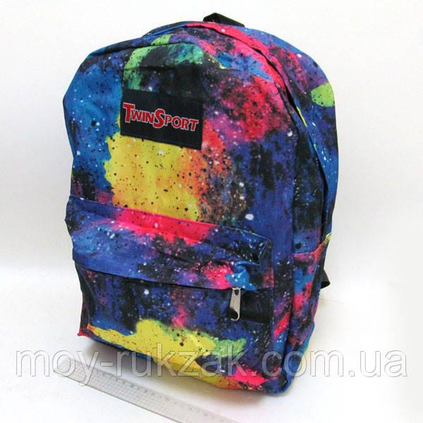 """Молодежный рюкзак с карманом Josef Otten """"Art"""""""