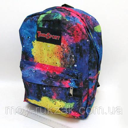 """Молодежный рюкзак с карманом Josef Otten """"Art"""", фото 2"""