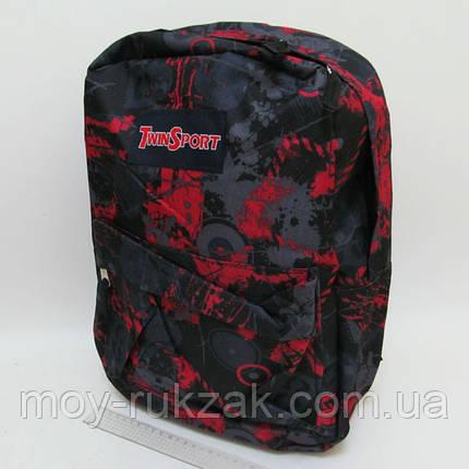 """Молодежный рюкзак с карманом Josef Otten """"Nowadays"""" , фото 2"""