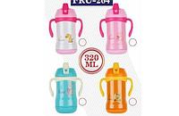 Термос детский с трубочкой Frico FRU-262к 0.26 л