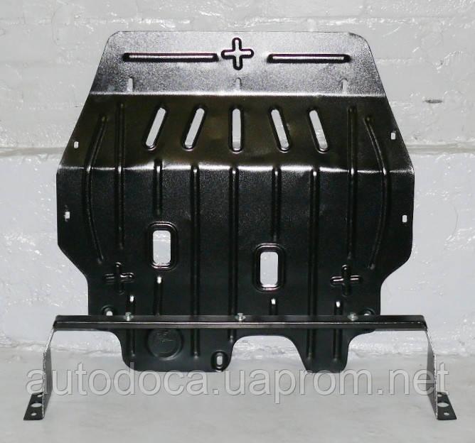 Защита картера двигателя и кпп Skoda Octavia A4 1997-