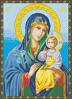 Мозаика камнями Икона Божьей Матери (51х71см)