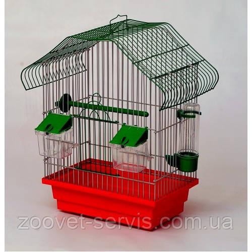 """Клетка для попугаев """"Малый Китай""""."""