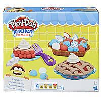 Плей-дох Ігровий набір пластиліну Ягідні тарталетки Play-Doh
