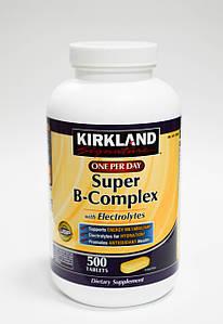 Комплекс витаминов B Киркланд Super B-Complex Kirkland