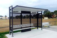 Автобусная остановка OP-001
