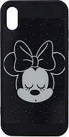 TOTO TPU Cartoon Case IPhone X Mini Mouse Black