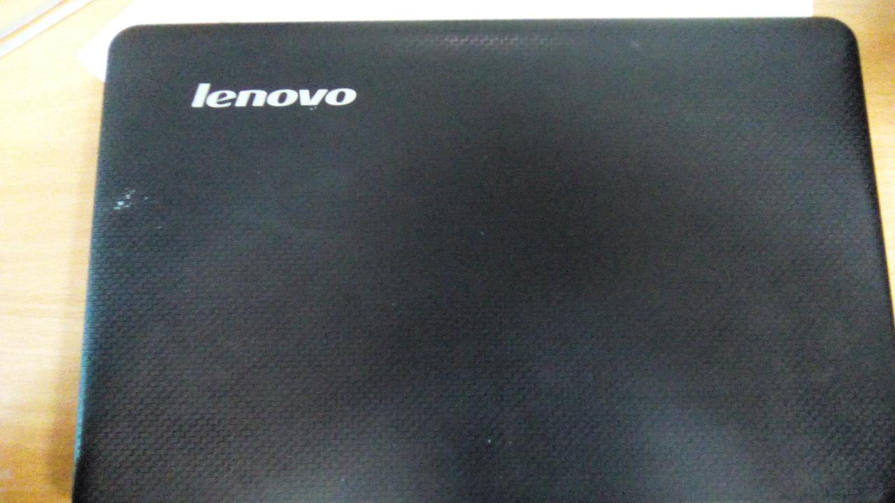 Верхняя крышка матрицы Lenovo g555